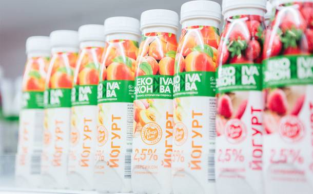 Ekosem-Agrar launches EkoNiva range of dairy products in Russia
