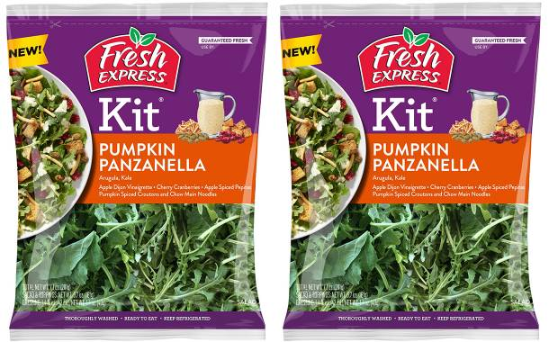 Fresh Express launches pair of restaurant-inspired salad kits