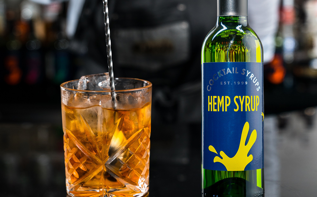 AG Barr's Funkin unveils hemp-flavoured syrup for cocktails