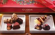 Godiva releases dessert-inspired chocolates for US holiday season
