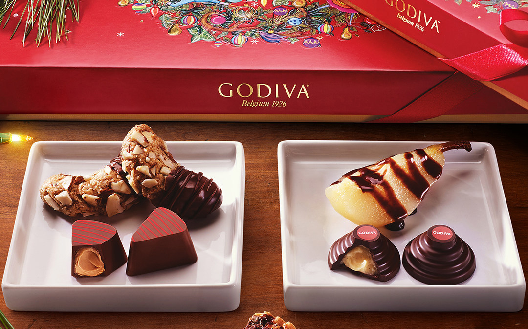 Godiva Releases Dessert Inspired Chocolates For Us Holiday Season