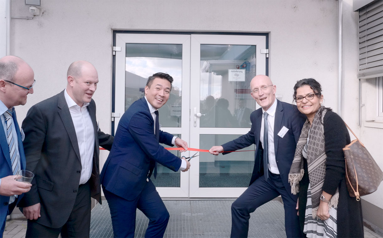 IMCD opens new food application lab in Hürth, Germany