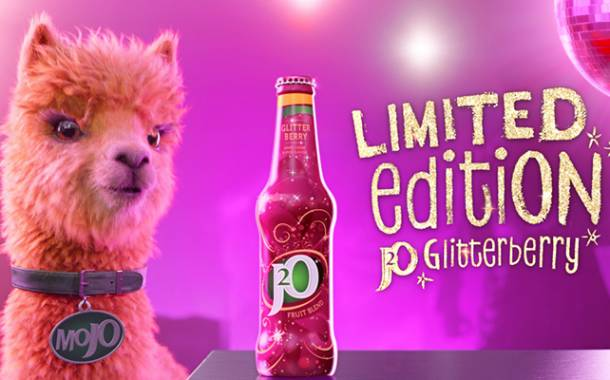 Britvic launches new campaign to promote J2O Glitterberry flavour