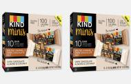 Kind releases new range of miniature snack bars in the US