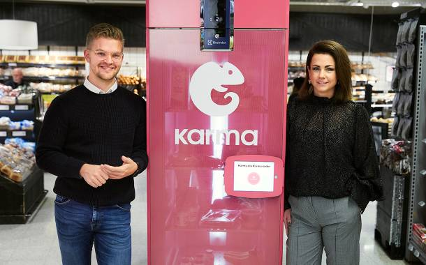 Electrolux and Karma create new smart fridge to cut food waste