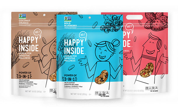 Kellogg releases new prebiotic and probiotic cereal range