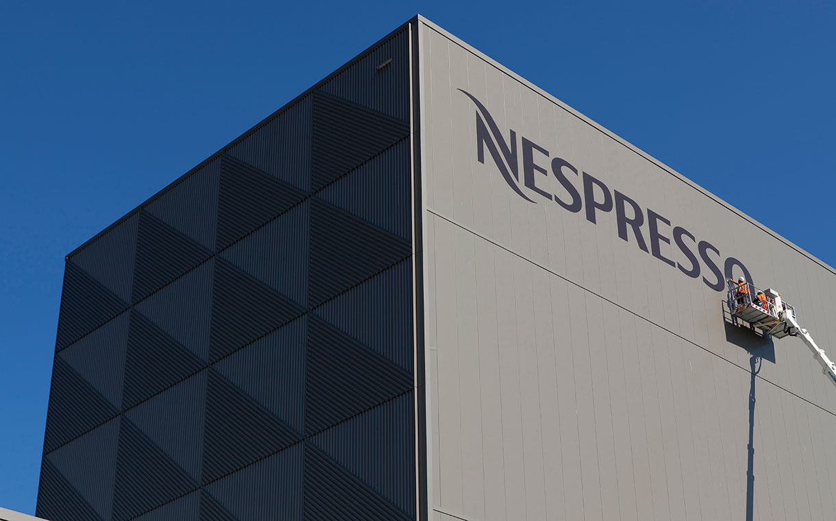 Nespresso invests $43.2m to expand Romont production site
