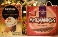 Nestlé releases two new gingerbread products in the UK