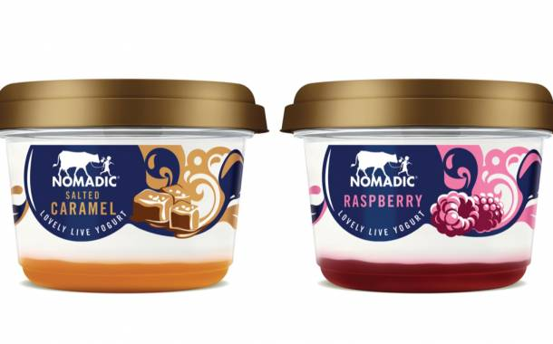 Nomadic Dairy unveils Lovely Live Yogurt range with trio of flavours