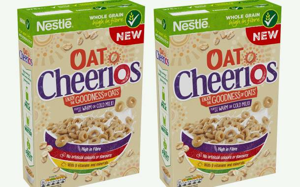 Nestlé Cereals rolls out new Oat Cheerios breakfast cereal in UK