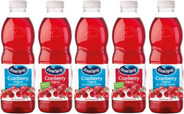 Ocean Spray switches to plastic packaging for its chilled juice line