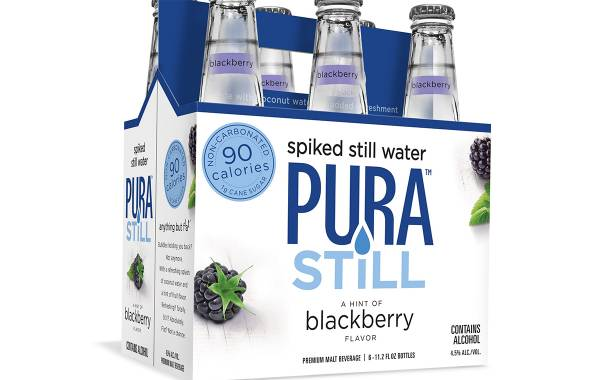 FIFCO USA unveils three-strong range of Pura Still spiked water