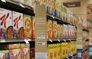 US supermarket gives low-sugar cereals prime placement on shelf