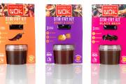 School of Wok's new stir fry kits offer 'authentic Chinese tastes'