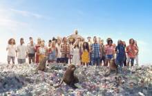 Sir Rod Stewart features in anti-plastic SodaStream ad campaign