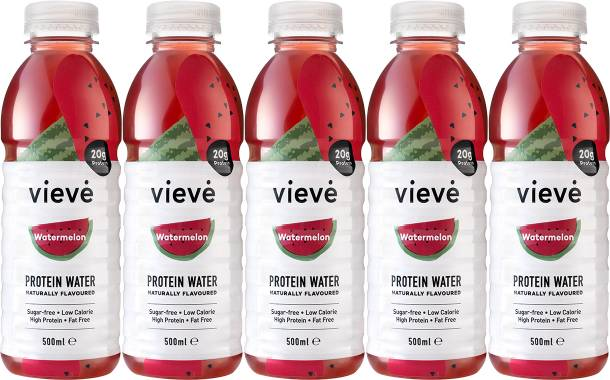 Vieve adds watermelon flavour to its portfolio of protein waters