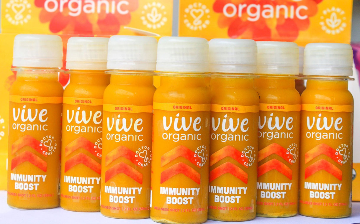 'Wellness' shots maker Vive Organic secures $13m in funding