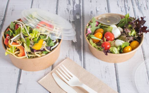 WK Thomas unveils bowl-shaped range of food-to-go containers