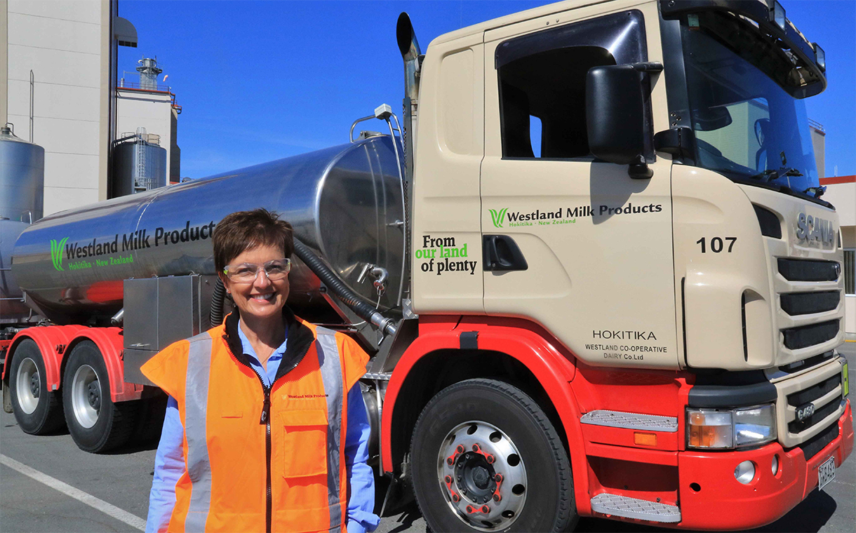 Westland Milk Products lines up new $15m plant in New Zealand