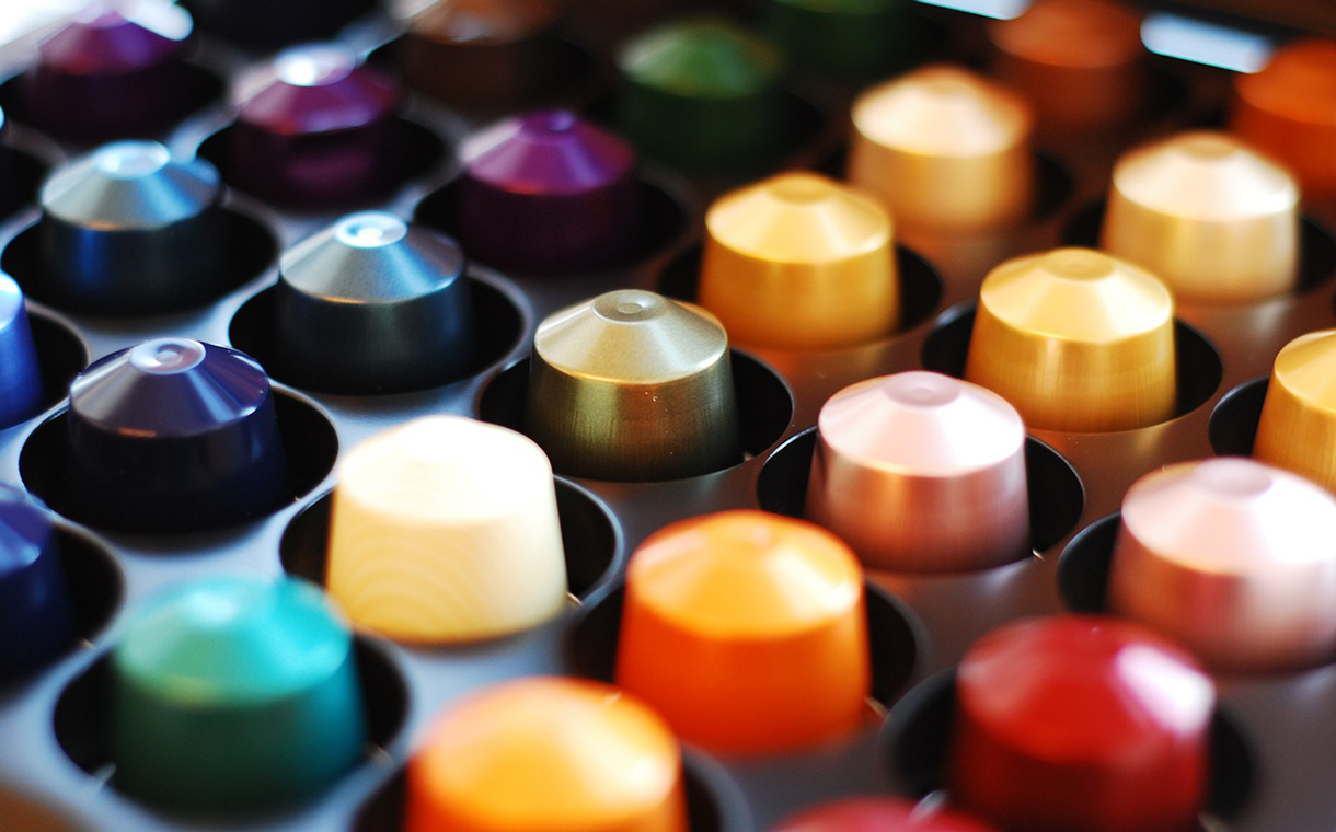 Nespresso in new sustainable aluminium pledge for coffee pods