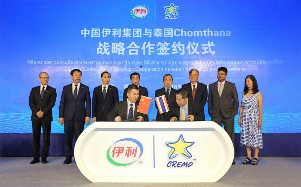 Chinese dairy company Yili buys Thai ice cream maker Chomthana