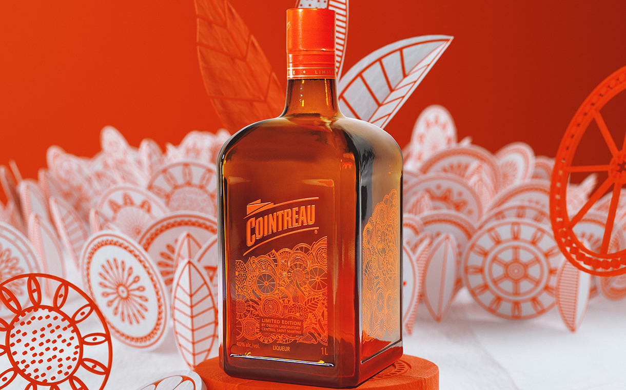 Rémy Cointreau releases limited-edition Cointreau bottle designs