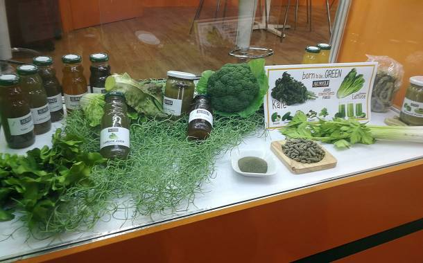 Gallery: A selection of images from Health Ingredients Europe
