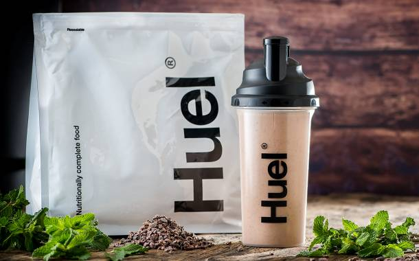 Huel introduces 'refreshing' mint chocolate chip pre-blend powder