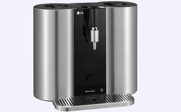 LG releases capsule-based craft beer machine for easy brewing