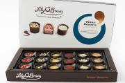 Lily O'Brien's introduces Winter Desserts Collection of chocolates