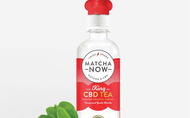Matcha Now unveils CBD variant featuring its flavour-mixing cap