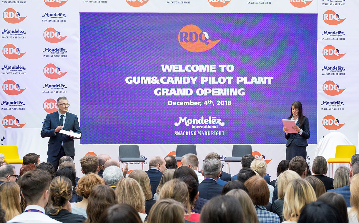 Mondelēz invests $5m to expand Wroclaw technical centre