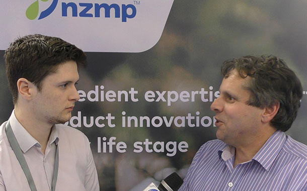 Interview: NZMP exhibits its medical and infant nutrition solutions