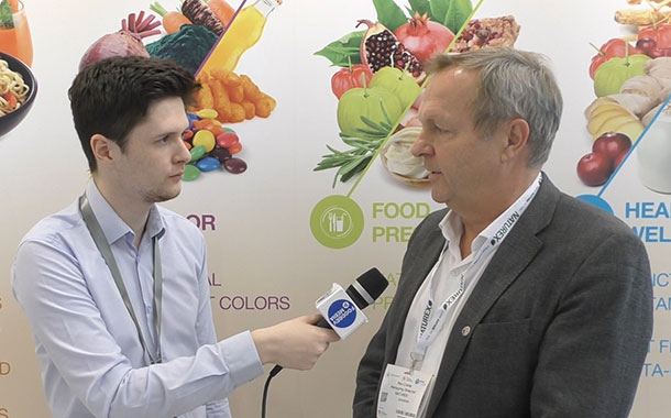 Interview: Naturex discusses the benefits of its Sweoats line