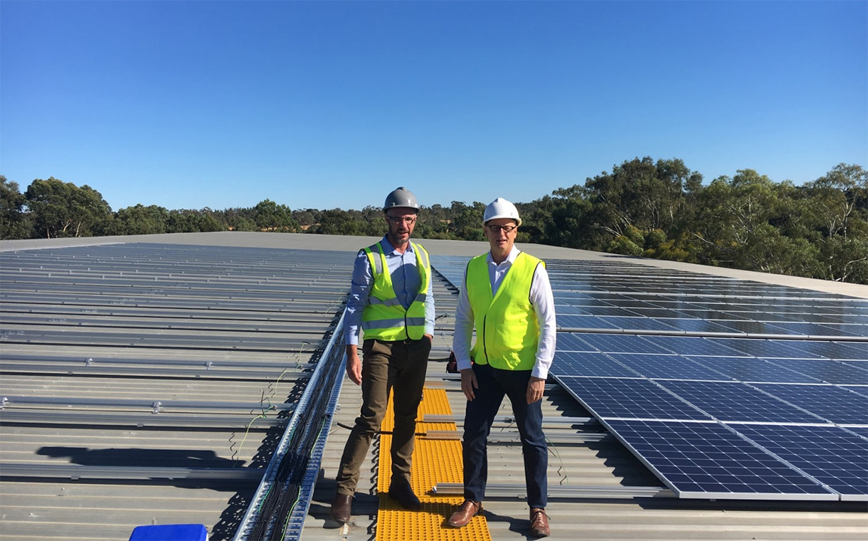 Pernod Ricard Winemakers plans move to green energy in Australia