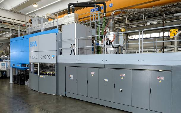 Sipa unveils 'ground-breaking' Xtreme Sincro Cube system
