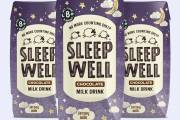Sleep Well launches chocolate-flavoured sleep aid beverage