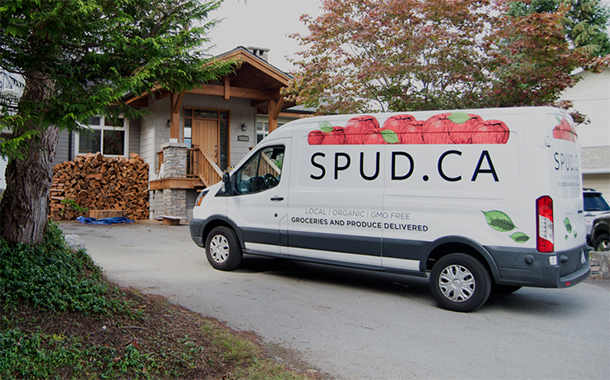 Canadian firm SPUD raises $8.2m to grow its Food-X delivery unit