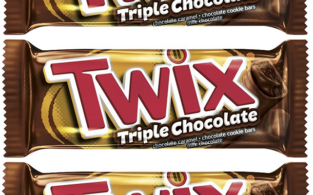 Mars Wrigley Confectionery launches Twix Triple Chocolate