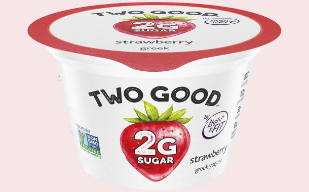 Danone adds to its Light & Fit  range with Two Good yogurt