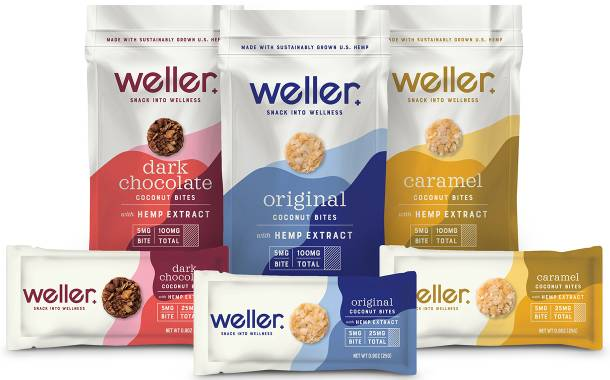 Weller introduces CBD Coconut Bites range with hemp extract