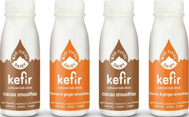 Bio-tiful Dairy announces launch of new kefir smoothie flavours