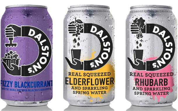 Dalston's unveils Soda Lights line with 20 calories per can