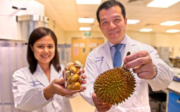 Scientists in Singapore develop food stabiliser from durian seeds