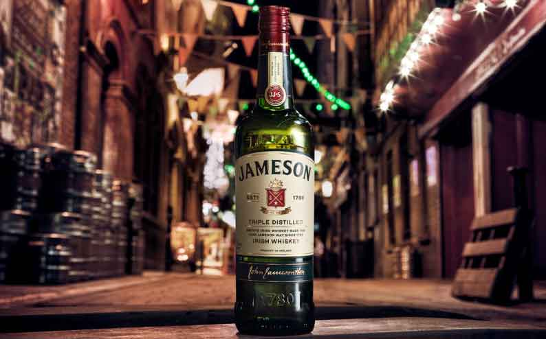 Pernod Ricard unveils refreshed look for Jameson Irish Whiskey