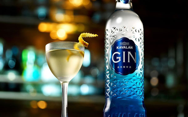 Kavalan enters gin market for the first time with new Kavalan Gin