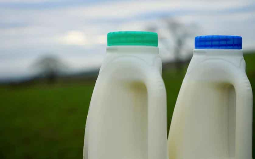 Müller rolls out lower-plastic, recyclable milk cap in the UK