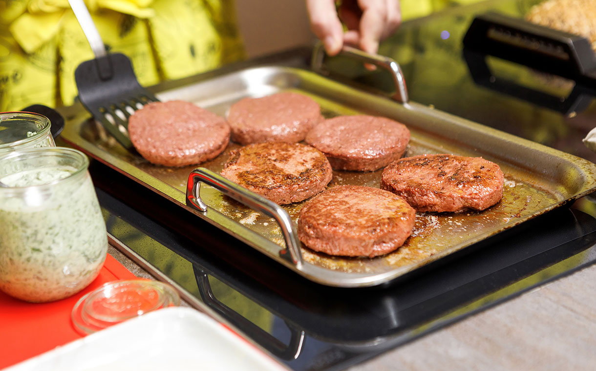 Nestlé plans to introduce meat-free Incredible Burger – reports