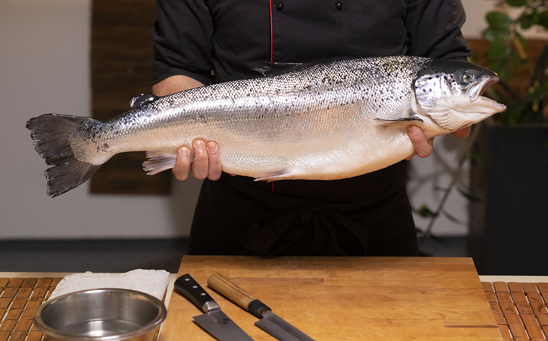 Start-up to launch salmon range for a 'resource-strained world'