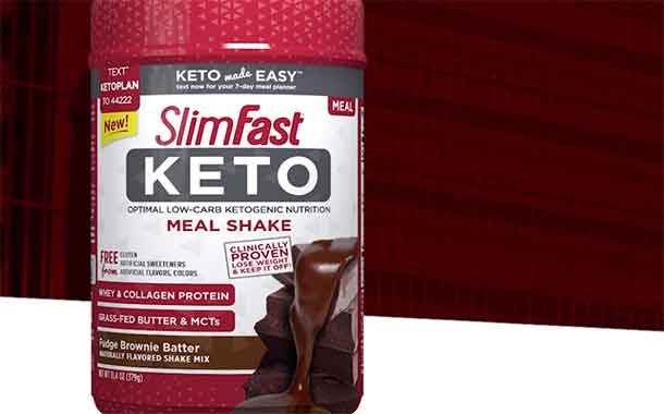 SlimFast unveils product line for people following the keto diet